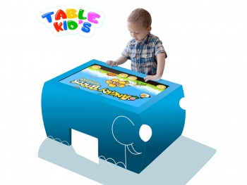Connect Innov lance la Table Kid's