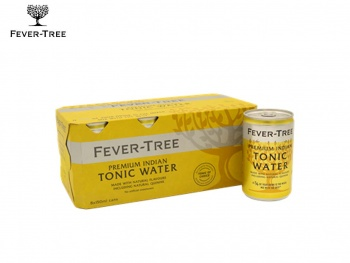 Fever-Tree lance un nouveau format cannette pour son Premium Indian Tonic Water