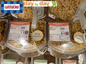 Lustucru s'implante en vrac chez day by day