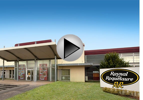 Video : usine Raynal & Roquelaure